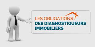 obligations diagnostiqueurs immmobiliers